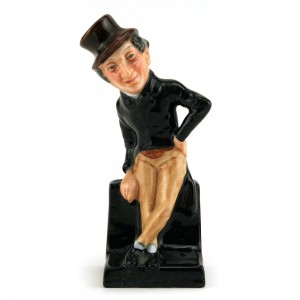 Alfred Jingle M52 - Royal Doulton Dickens Figurine