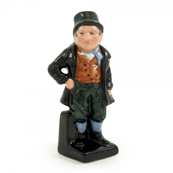 Bill Sykes M54 - Royal Doulton Dickens Figurine