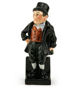 Bill Sykes M54 (First Version) - Royal Doulton Dickens Figurine