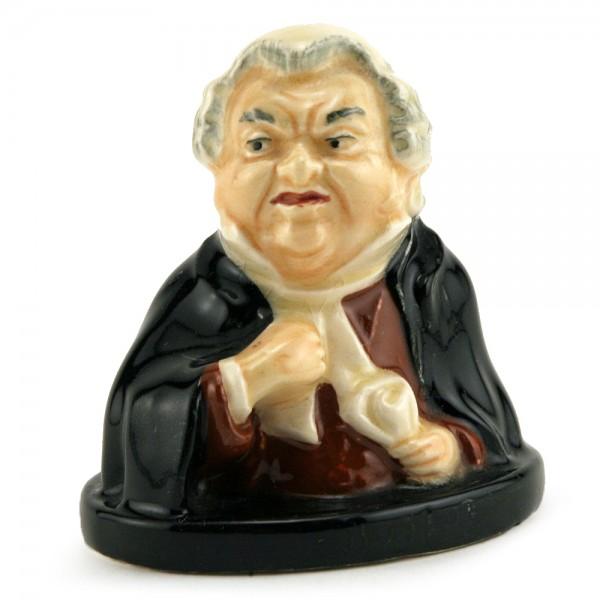 Buz Fuz (Bust) - Royal Doulton Dickens Figurine