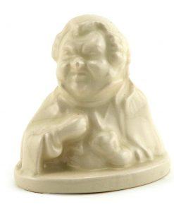 Buz Fuz (Bust, White) - Royal Doulton Dickens Figurine