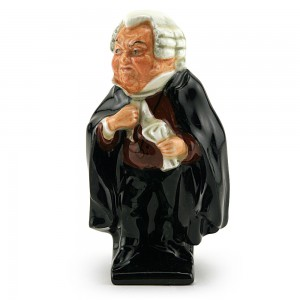 Buz Fuz M53 (First Version) - Royal Doulton Dickens Figurine