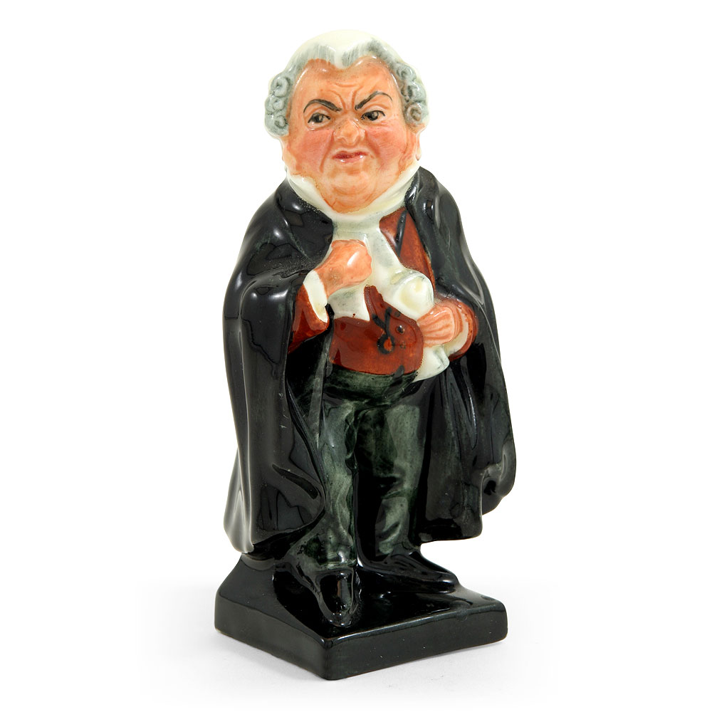 Buz Fuz M53 - Royal Doulton Dickens Figurine