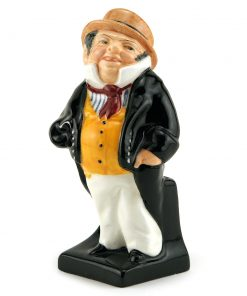 Capt Cuttle M77 - Royal Doulton Dickens Figurine