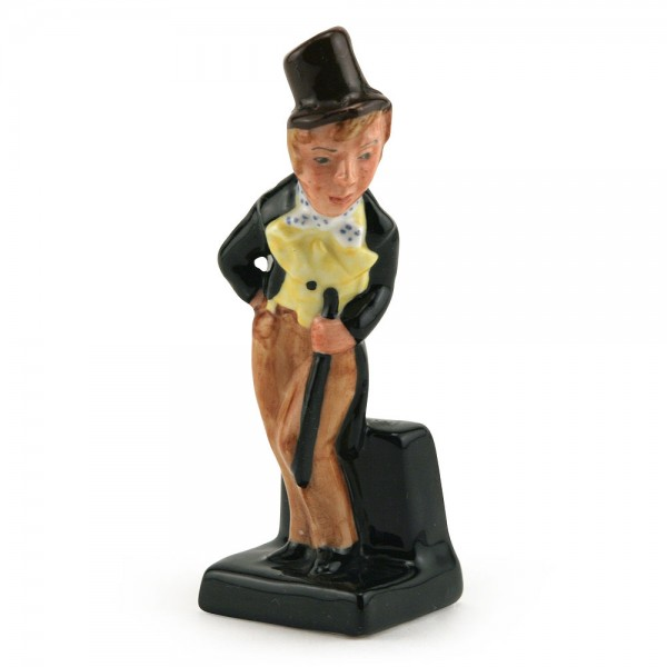 Dick Swiveller M90 - Royal Doulton Dickens Figurine