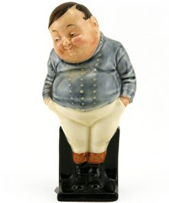 Fat Boy M44 (First Version) - Royal Doulton Dickens Figurine