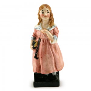 Little Nell M51 (First Version) - Royal Doulton Dickens Figurine