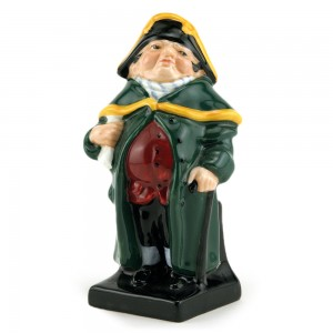 Mr. Bumble M76 - Royal Doulton Dickens Figurine