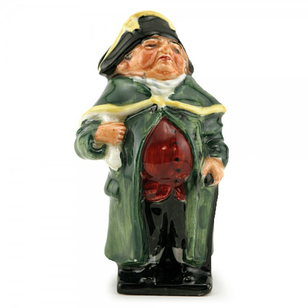 Mr. Bumble M76 (First Version) - Royal Doulton Dickens Figurine