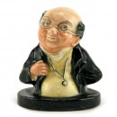 Mr. Pickwick (Bust) - Royal Doulton Dickens Figurine