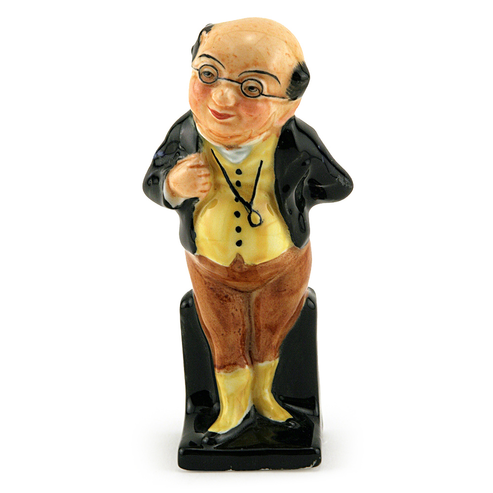 Mr. Pickwick M41 (First Version) - Royal Doulton Dickens Figurine