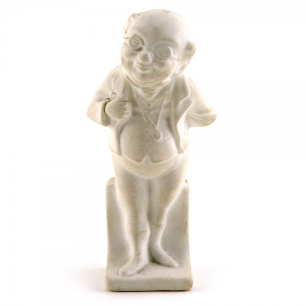 Mr. Pickwick M41 (All White) - Royal Doulton Dickens Figurine