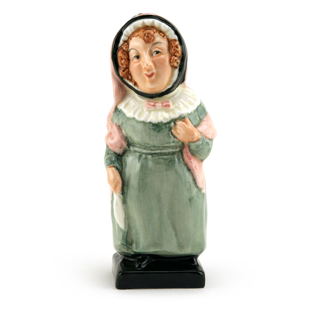 Mrs Bardell M86 - Royal Doulton Dickens Figurine