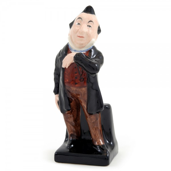 Pecksniff M43 - Royal Doulton Dickens Figurine