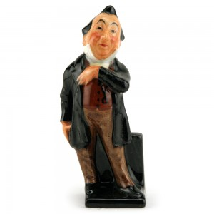 Pecksniff M43 (First Version) - Royal Doulton Dickens Figurine