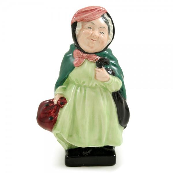 Sairey Gamp M46 - Royal Doulton Dickens Figurine