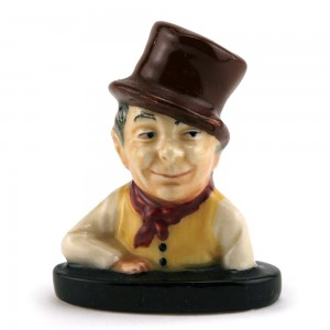 Sam Weller (Bust) - Royal Doulton Dickens Figurine