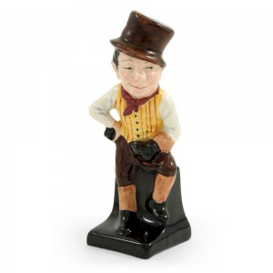 Sam Weller M48 - Royal Doulton Dickens Figurine