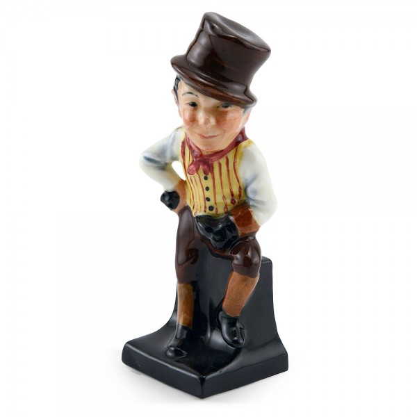 Sam Weller M48 (First Version) - Royal Doulton Dickens Figurine