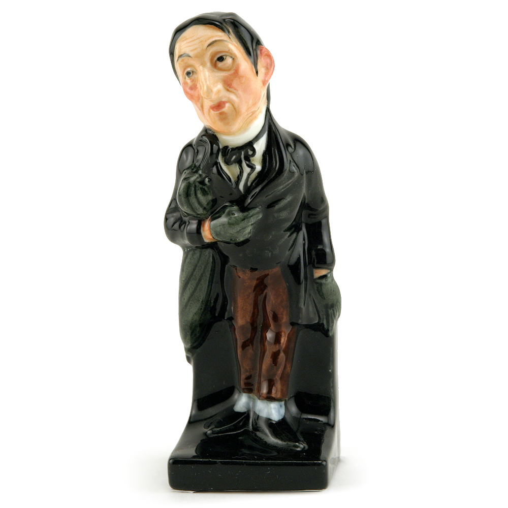 Stiggins M50 (First Version) - Royal Doulton Dickens Figurine