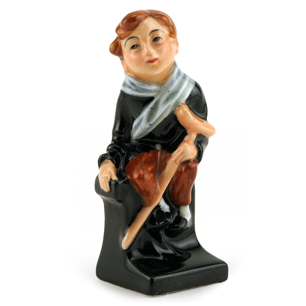 Tiny Tim M56 (First Version) - Royal Doulton Dickens Figurine