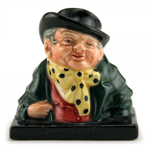 Tony Weller (Bust) - Royal Doulton Dickens Figurine
