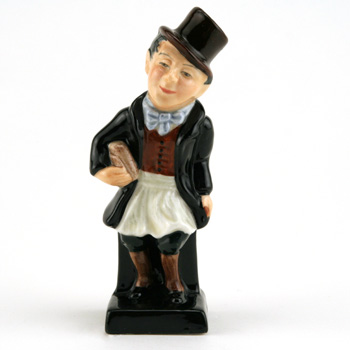 Trotty Veck M91 - Royal Doulton Dickens Figurine