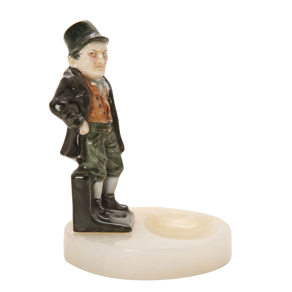 Bill Sykes M54 on Base - Royal Doulton Dickens Figurine