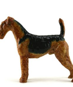 Airedale Terrier HN1022 - Royal Doulton Dogs