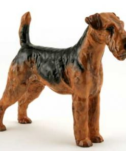 Airedale Terrier HN1023 - Royal Doulton Dogs