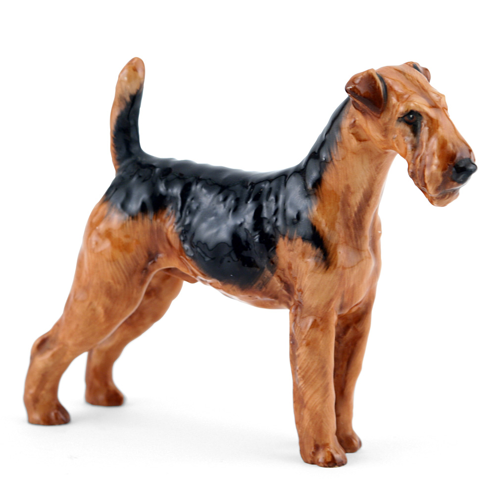 Airedale Terrier HN1024 - Royal Doulton Dogs