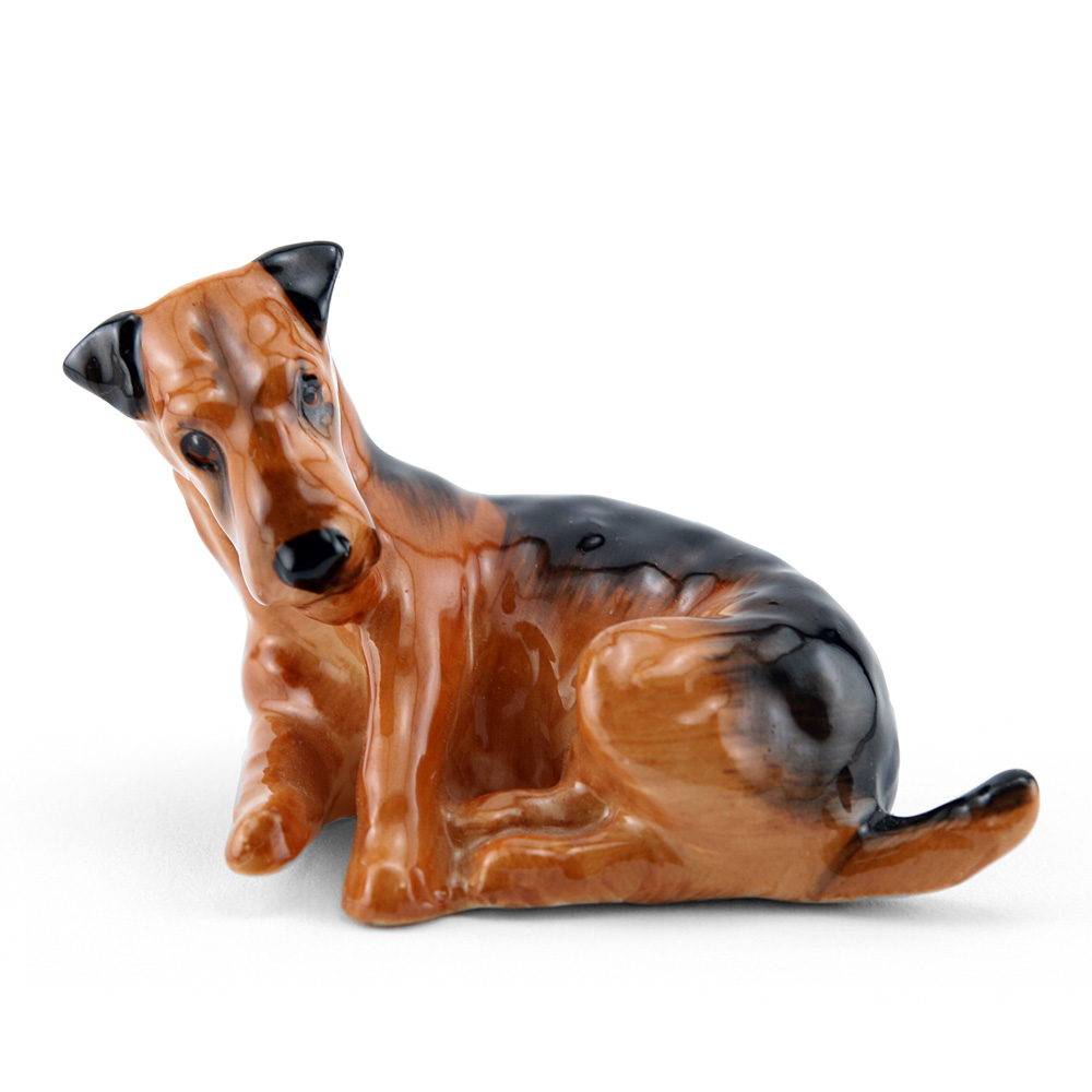 Airedale Terrier K5 - Royal Doulton Dogs