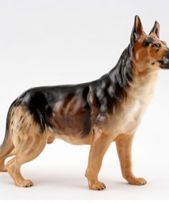 Alsatian HN1116 - Royal Doulton Dogs