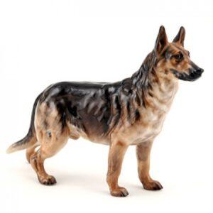Alsatian HN1117 - Royal Doulton Dogs