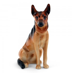 Alsatian K13 - Royal Doulton Dogs