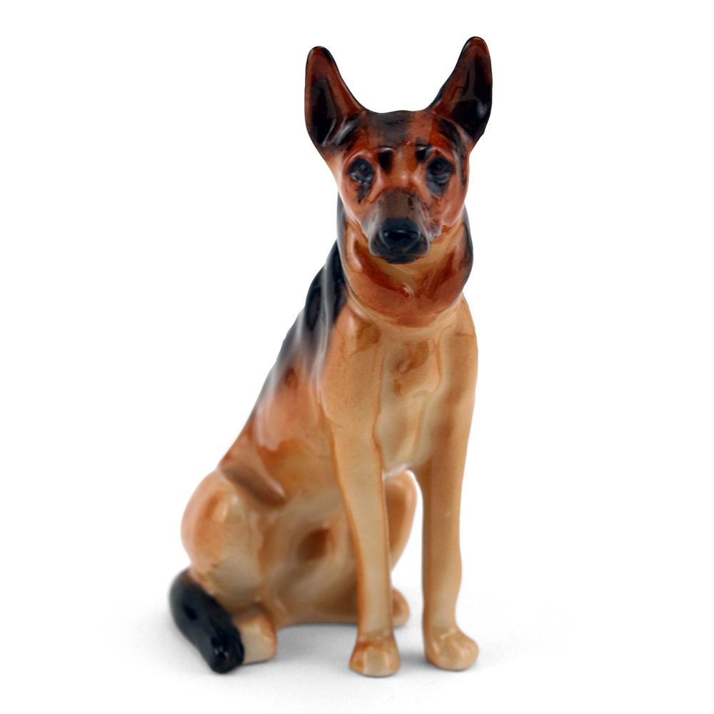 Alsatian K13 - Royal Doulton Dogs
