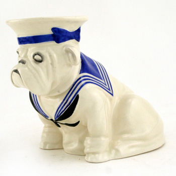 Bulldog D6193 - Royal Doulton Dogs