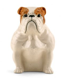 Bulldog DA222 - Royal Doulton Dogs