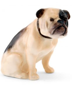 Bulldog K1 - Royal Doulton Dogs