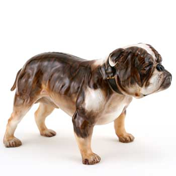 Bulldog HN1046 - Royal Doulton Dogs
