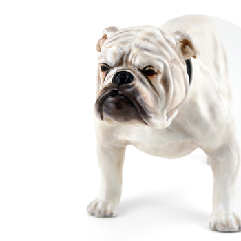 Bulldog HN1072 - Royal Doulton Dogs