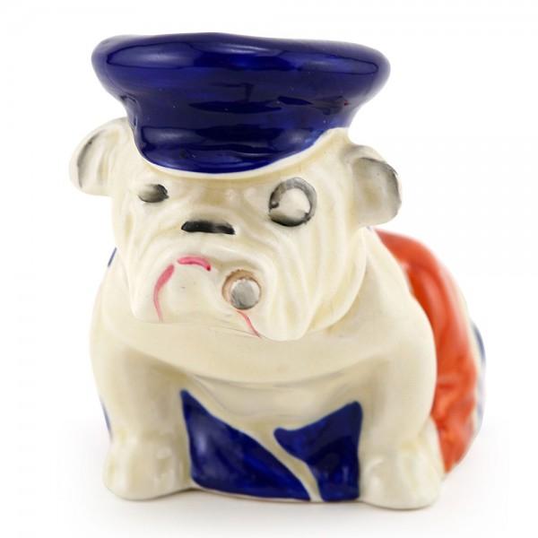 Bulldog D6183 - Royal Doulton Dogs