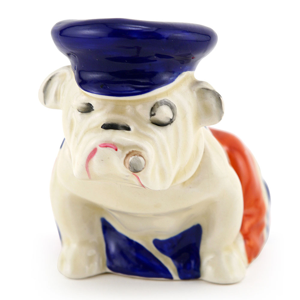 Bulldog D6183 - Royal Doulton Dogs