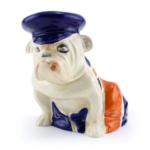 Bulldog D6182 - Royal Doulton Dogs
