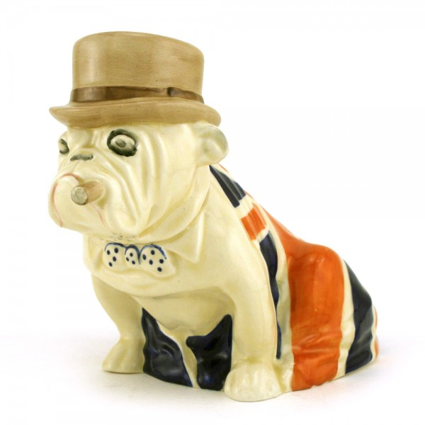 Bulldog D6179 - Royal Doulton Dogs