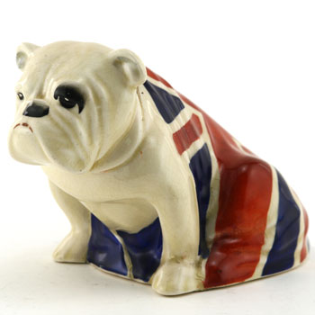 Bulldog D5913 - Royal Doulton Dogs