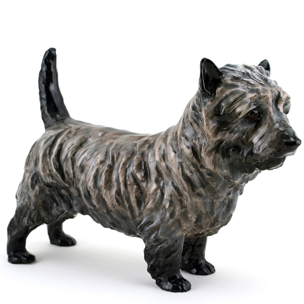 Cairn Terrier HN1033 - Royal Doulton Dogs