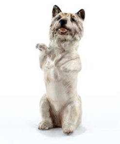 Cairn Terrier HN2589 - Royal Doulton Dogs
