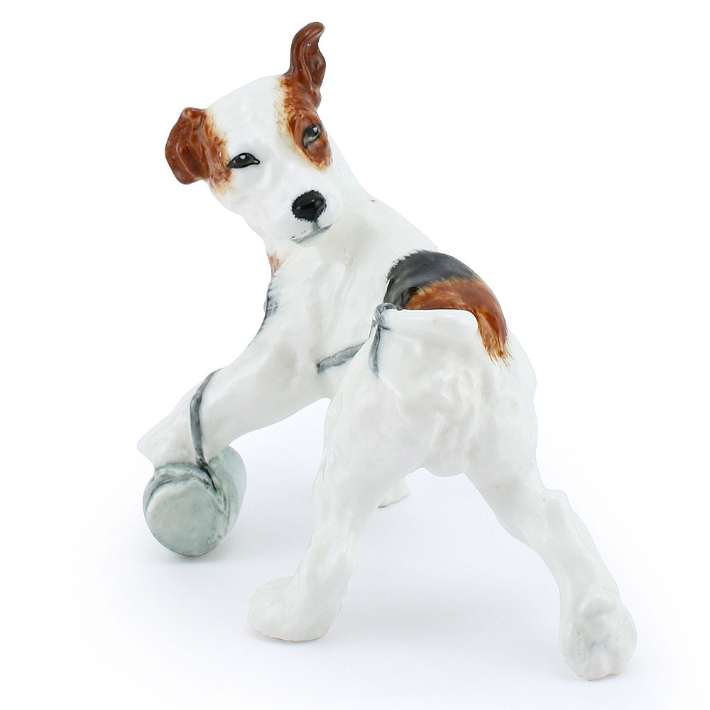 Character Dog with Yarn PTP - Royal Doulton Dogs