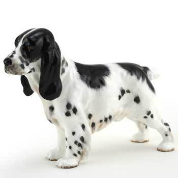Cocker Spaniel HN1109 - Royal Doulton Dogs